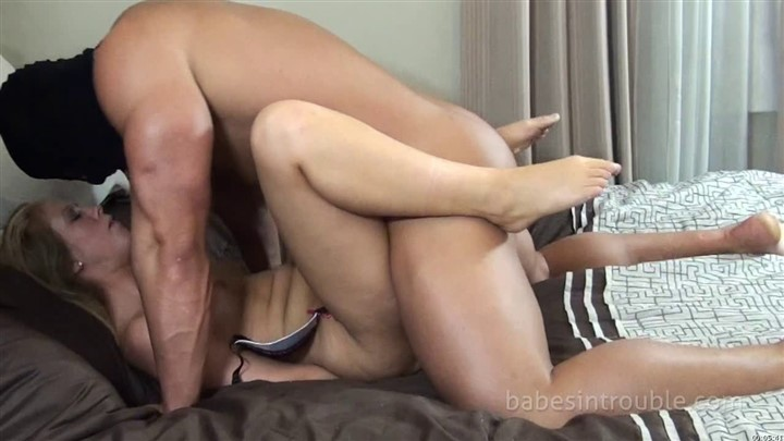 Bondage and forced fuck