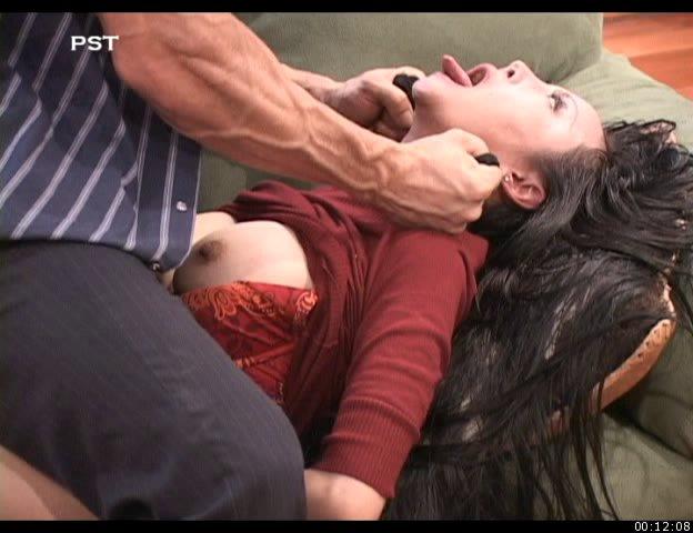 Strangle sex
