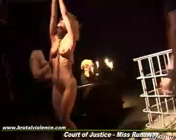 Court of Justice Miss Runaway
